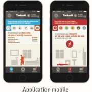 Application mobile FloorInMotion