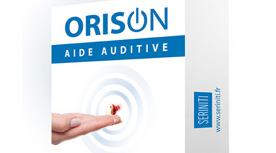Aide auditive Orison